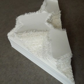 "21 Wu Wei, ""Copy and Produce"", 30x40x10cm, 2012, paper"