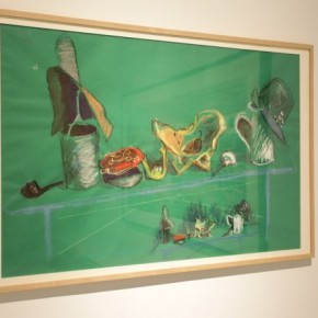 25 Installation View of Electric Fields Surrealism and Beyond — La Collection du Centre Pompidou