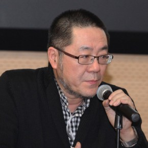 30 Wang Huangsheng, Director of CAFA Art Museum