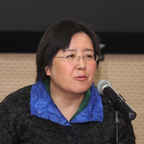 32 An Yuanyuan, Chief of Art Department, Ministry of Culture
