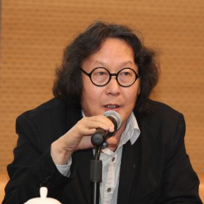 33 Xu Bing, Vice-President of CAFA