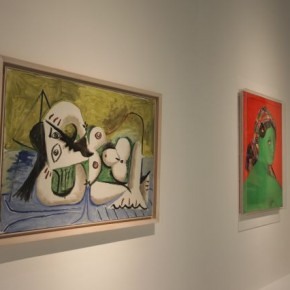 35 Installation View of Electric Fields Surrealism and Beyond — La Collection du Centre Pompidou