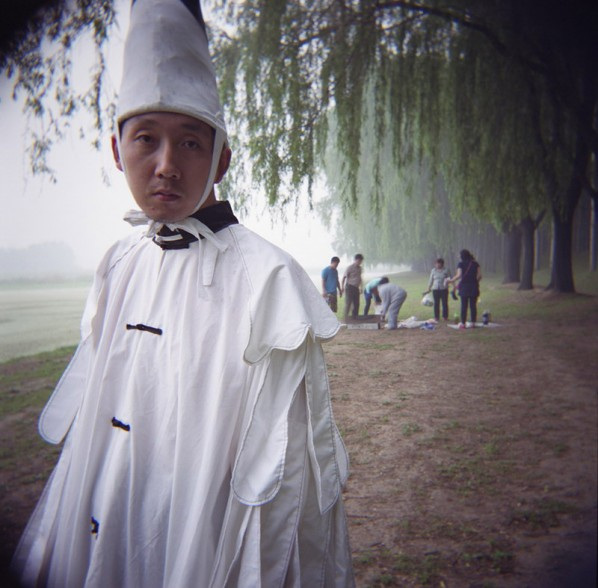 Diary of the Red-Crowned Crane, Performance Photography 02