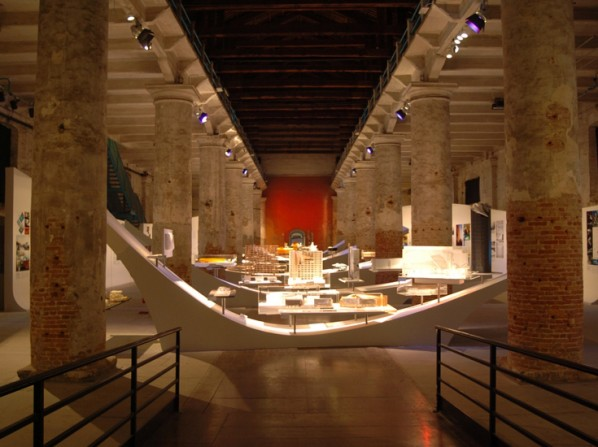Since 1895, hosts the Venice Biennale, one of the largest and most prestigious exhibitions of contemporary art in the world