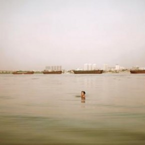 "Wang Tong, ""Reenactment: Swiming in the Yangtze River"""