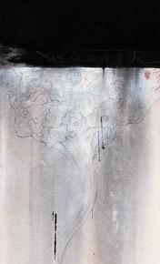 """Wei Qingji, """"Mirage""""No. 3, 148×45 cm"""