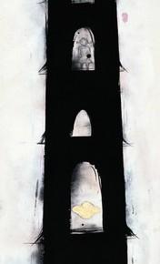 """Wei Qingji, """"Ten Thousand of Years"""", 148×45 cm"""