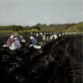 "Zhang Wenhui, ""The Harvest Season"""