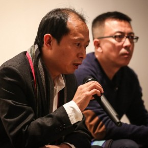 06 Press Conference of Liu Xiaodong's Hotan Project