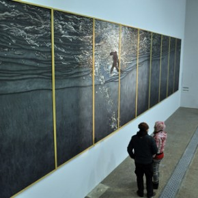 15 Exhibition View of Strayed Representation