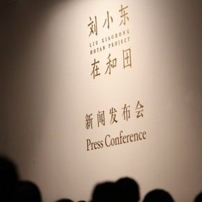 17 Press Conference of Liu Xiaodong's Hotan Project