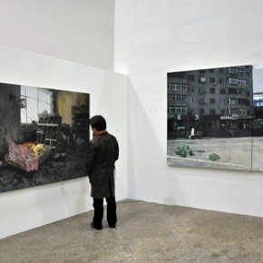 21 Exhibition View of Strayed Representation