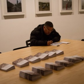 23 Exhibition View of Liu Xiaodong's Hotan Project