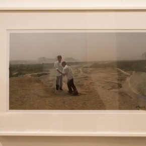 29 Exhibition View of Liu Xiaodong's Hotan Project