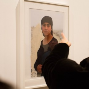 32 Exhibition View of Liu Xiaodong's Hotan Project