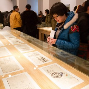32 Exhibition View of Liu Xiaodong's Hotan Project