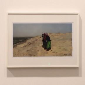 35 Exhibition View of Liu Xiaodong's Hotan Project