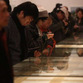 36 Exhibition View of Liu Xiaodong's Hotan Project