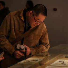 39 Exhibition View of Liu Xiaodong's Hotan Project