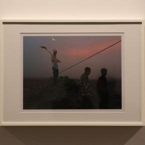40 Exhibition View of Liu Xiaodong's Hotan Project