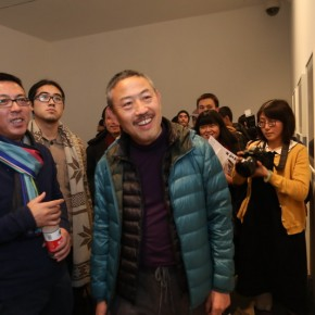 54 Exhibition View of Liu Xiaodong's Hotan Project