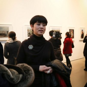 56 Exhibition View of Liu Xiaodong's Hotan Project