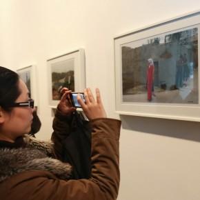 57 Exhibition View of Liu Xiaodong's Hotan Project