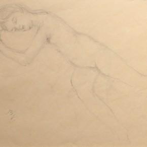 Balthus, Pencil, 1976-1977 Courtesy YUAN Space
