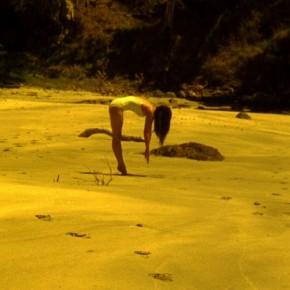 Beach Study Sriwhana Spong 7′30″ 16mm transferred to HD 2012