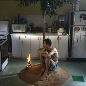 Berkeley's Island Guy Ben-Ner 17′30″ Video 1999