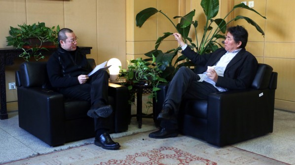 Dialogue: An Interview with Tan Ping by Chen Qi 02