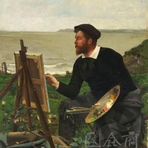 """Ernest Duez, """"Ulysse Butin"""", 1880"""
