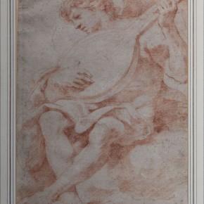 Giovanni Francesco Barbieri, il Guercino (Cento 1591-1666 Bologna), Red chalk Courtesy YUAN Space