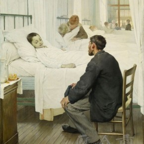 "Henry Geoffroy, ""The Day of the Hospital"""
