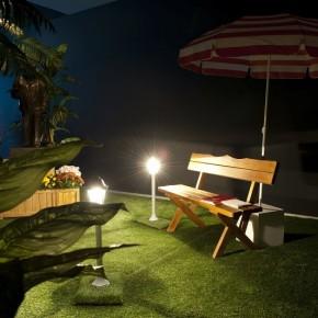 In the Night Garden Cao Fei Video installation 2011