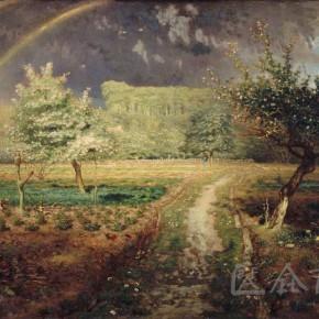 """Jean Francois Miller, """"Spring"""""""
