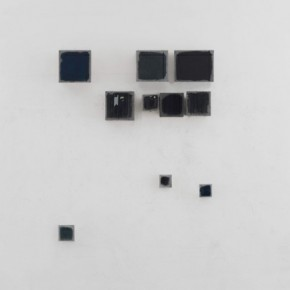 Li Xiaojing, Stars, 2012; oil on canvas