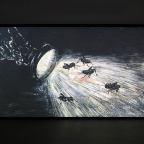 "Sun Xun, ""Some Actions Which Haven't Been Defined Yet in Revolution"", 2011; Single channel animation with sound, 12 min 22 sec 03"