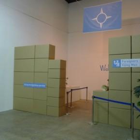 Welcome to Xijing – Xijing Immigration Service Xijing Men Installation, performance 2012