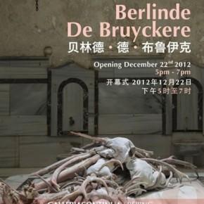 00 Poster of Berlinde De Bruyckere 290x290 - Renowned Belgian artist Berlinde De Bruyckere makes her China debut at Galleria Continua, Beijing
