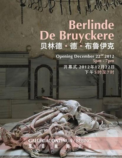 00 Poster of Berlinde De Bruyckere