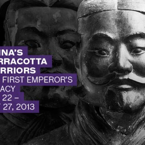 "01 Poster of ""China's Terracotta Warriors The First Emperor's Legacy"" 290x290 - Asian Art Museum celebrates its 10th anniversary with exhibition ""China's Terracotta Warriors: The First Emperor's Legacy"""