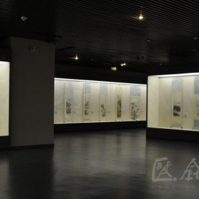 06 Installations View of Huang Binhong's Special Exhibition of Landscape Painting 290x290 - Huang Binhong's Special Exhibition of Landscape Painting on Display at Anhui Museum