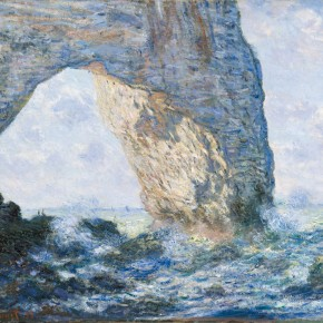 Claude Monet French 1840 1926 The ManneporteEtretat Bequest of William Church Osborn 1951 51.30.5 Image The Metropolitan Museum of Art 290x290 - Masterpieces from The Metropolitan Museum of Art on show at the National Museum of China (NMC)