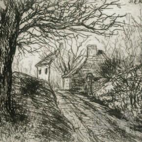 Dieter van Riesser Gachet, House of the Hanged, 1894-1895