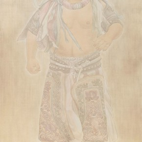 """Ding Aiyun""""Champion's Style"""" 290x290 - 2012 National Exhibition of Chinese Paintings on view at the China Art Museum"""