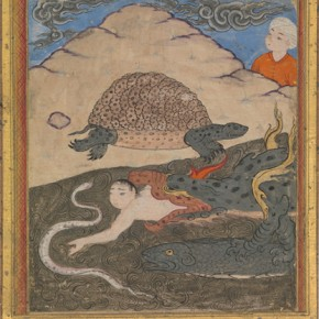 Folio from Ajaib al Makhluqat Wonders of Creation by Abu Yahya Qazwini ca. 1203–1283 290x290 - Masterpieces from The Metropolitan Museum of Art on show at the National Museum of China (NMC)