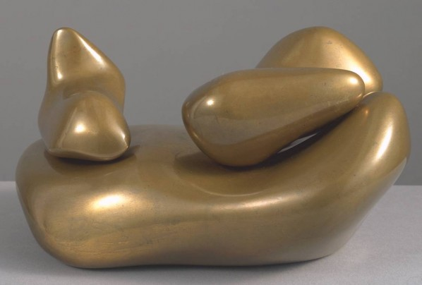 Jean Arp(Hans Arp), Sculpture to be Lost in the Forest, 1932, cast circa 1953-8