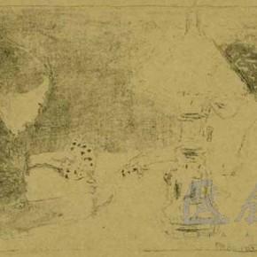 """Pierre Bonnard, """"Paris"""", 1893"""