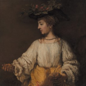 Rembrandt van RijnDutch1606 1669 Flora Gift of Archer M. Huntington in memory of his fatherCollis Potter Huntington 1926 26.101.10 Image Ⓒ The Metropolitan Museum of Art 290x290 - Masterpieces from The Metropolitan Museum of Art on show at the National Museum of China (NMC)